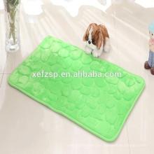 carpet mat microfiber bath mat anti-slip anti-bacterial bath mat