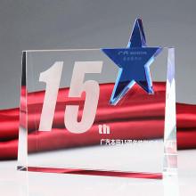 Presentes de negócios de presente de alta qualidade Crystal Trophy Awards