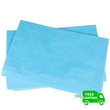 TNT pp spunbond nonwoven  skin friendlu SMS disposable nonwoven bed sheet 70*170