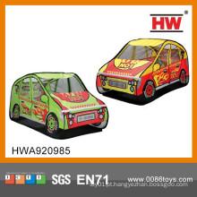 Desenho quente da forma do carro dos desenhos animados da forma