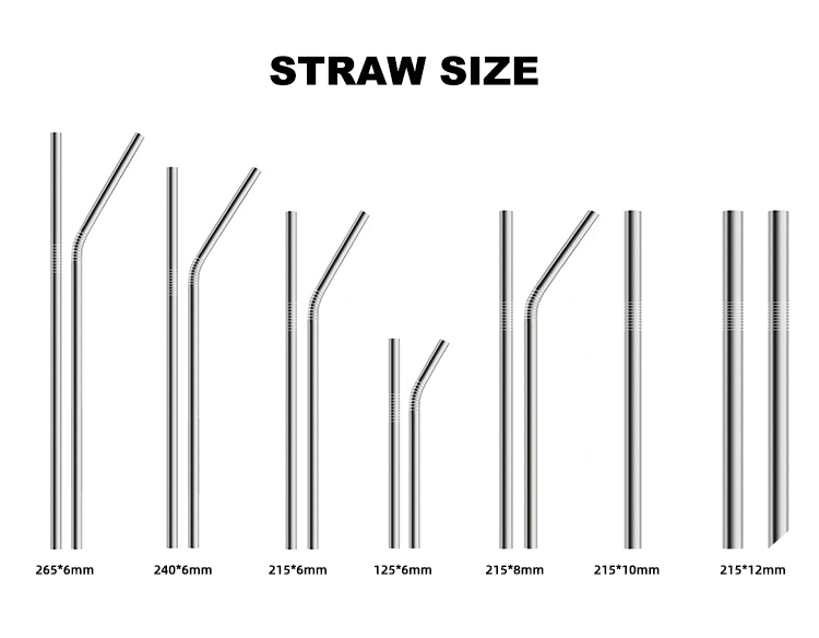 straw with box package