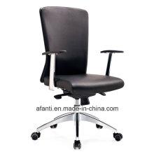 Cadeira de conferência de pessoal de escritório moderna de couro metálico (RFT-B880-2)