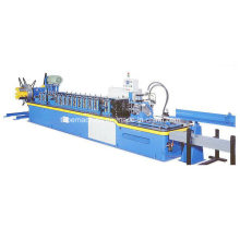 Automatic Main T-Bar Cold Roll Forming Machine In Line Punch