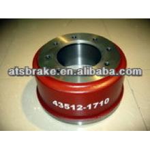 Brake drum for trucks, for HINO