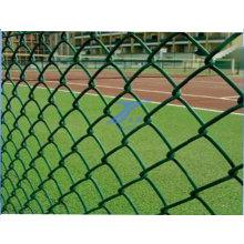 Segurança da cadeia Link malha revestido de PVC