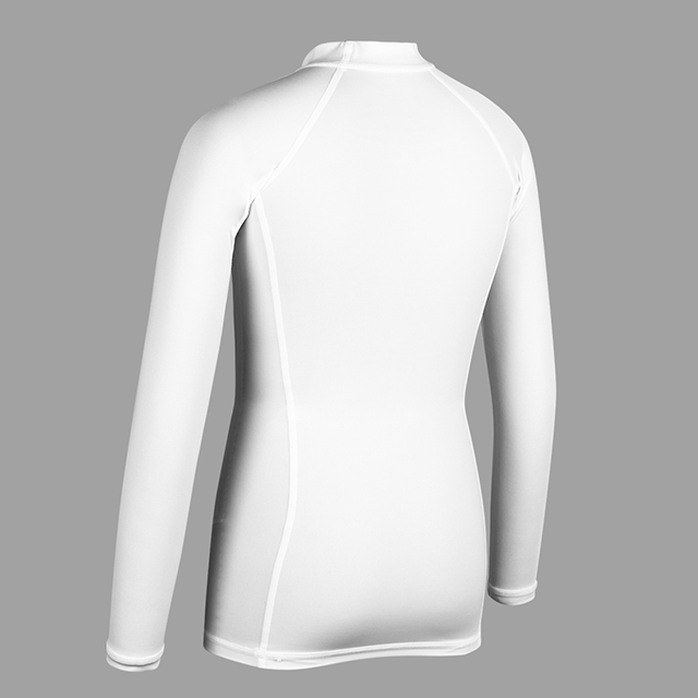 Seaskin Long Sleeve Rash Guard Children