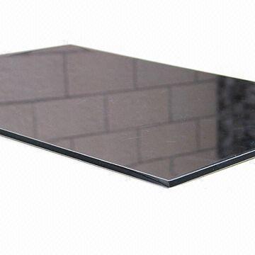 Высокоглянцевая алюминиевая композитная панель