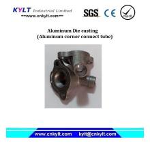Tubo de aluminio de la aleación del metal de la fundición a troquel auto