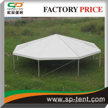 15m Heavy duty polygon party marquee/Eight-sided pagoda tent used for wedding reception