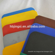 farbige Polyethylenfolie (Polyethylenfolie mit niedriger Dichte)