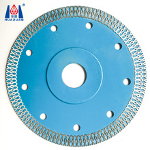 Hot Sintered ultra-thin fish scale diamond saw blade for porcelain