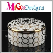 High Quality Wholesale Ceramic Luxury Jewelry Box