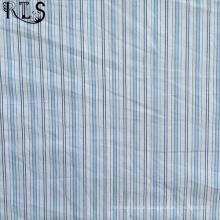 Cotton Poplin Woven Yarn Dyed Fabric for Shirting/Dress Rlsc50-3