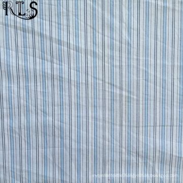 Cotton Poplin Woven Yarn Dyed Fabric for Shirting/Dress Rlsc50-3