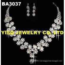 Geschenk Perlen Hochzeit Halsketten