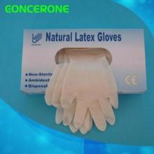 Латексные смотровые перчатки с конкурентоспособной ценой