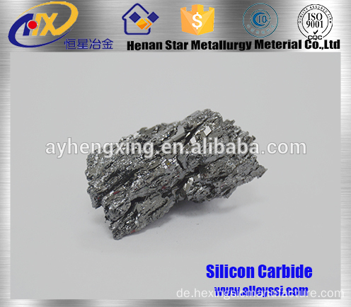 Hochwertiges metallurgisches Grade Black Silicon Carbide