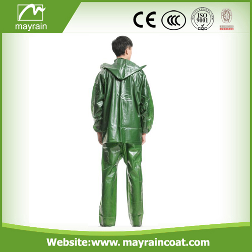 Waterproof Plastic Rainsuits