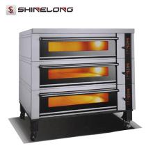 Industrielle Bäckerei-Ausrüstungs-große Ofen-Backöfen K622 für Verkauf Brot-Ofen-Preis