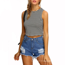 Usine 2017 Summer Fashion Femmes Shorts Denim Short Jeans