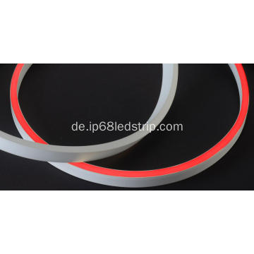 Evenstrip IP68 Dotless 1020 Red Side Bend Led Streifen Licht