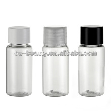 15ml PET Plastikflasche für kosmetisches Produkt