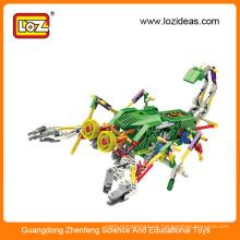 LOZ Plastic Gebäude Stecker Spielzeug, Kinder Spielzeug Großhandel
