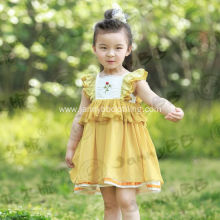 boutique remake hand smocked dress