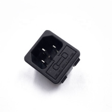 IEC JR-101-1FS industrial outlet socket  female power connector 10A 250V insert type