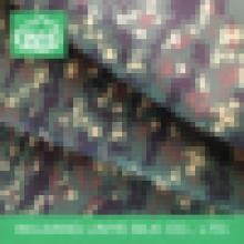 Camouflage imprimé 1000D cordura tissu oxford revêtu de PU pour tentes