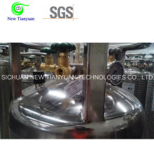 Cryogenic Stainless Steel Cylinder for Various Kinds of Vehicles