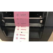 Оптовая Совместимая теплопередача красный цвет термотрансферная лента принтера