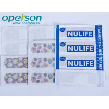 Disposable First Aid Plaster with Different Kinds of Material