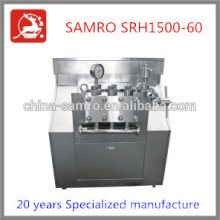 SRH series SRH1500-60 best sell high pressure homogeniser