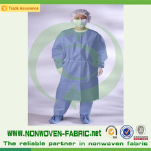 Draps médicaux non tissés jetables de tissu