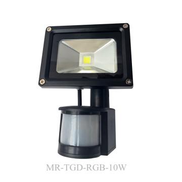 Outdoor 10W-50W PIR Motion Sensor LED Floodlight
