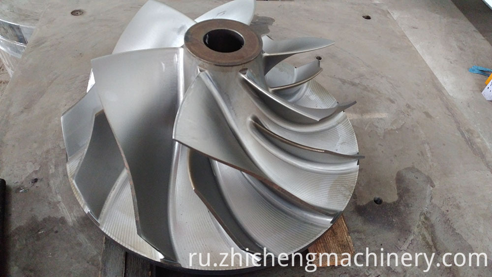 Semi Open Impeller Pump