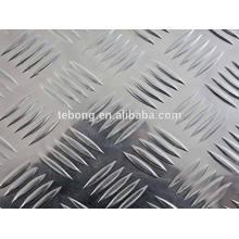 5005 5-bar Aluminum Checker Plate