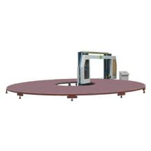 Computerized round table plastic cutting machine