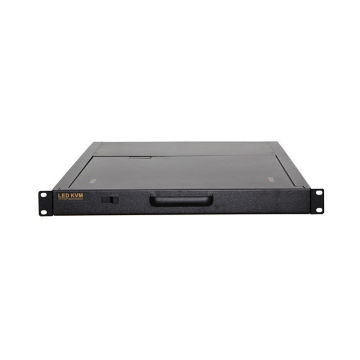 Rack Console KVM Switch 16 Port Cat5 IP 19 Inch LCD Remote Access KVM drawer