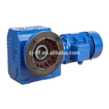 DOFINE S series a right angle worm geared motor for cement industry