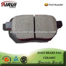 D1423 OE Qualität corolla Keramik HOT SALE Auto Bremsbelag