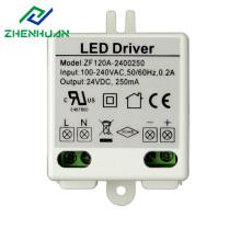 6W 24V Plastic Case DC LED Power Driver