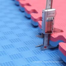 Tapis de puzzle de gymnastique de 1mX1m Tapis de tatouage de grande qualité d'EVA