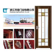 Standard Size 2000*800mm Aluminium Washroom Door