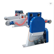 Reel paper electric shaftless mill roll stand & corrugated cardboard machine