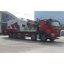 Серия sinotruck HOWO перевозит 8х4 27-40Tons грузовой Автокран