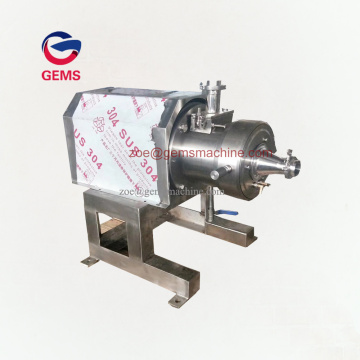 Sesam Seed Machine Bitumen Emulsion Colloid Mill