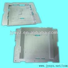accessoires de machine grand dissipateur de chaleur en aluminium