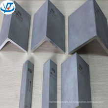 304 201 ângulo de aço inoxidável 316 barra de ângulo igual 50x50x5mm
